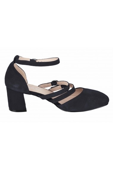 Pantofi cu toc cu toc Heine 66769753 albastru