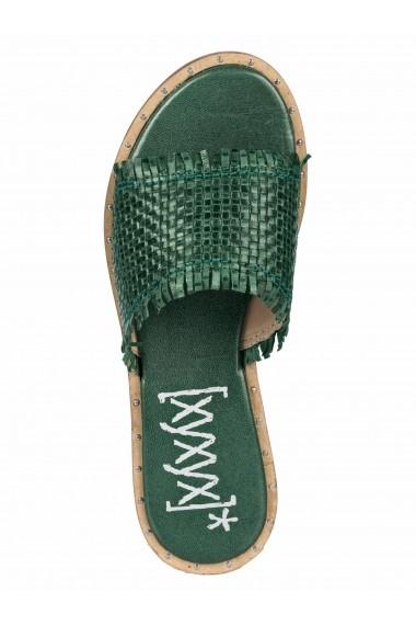 Papuci Xyxyx 70238030 verde