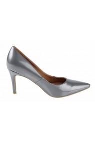 Heine Magassarkú cipő HNE-75083809 Ezüst
