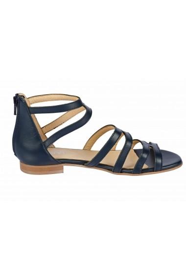 Sandale Heine 76082562 bleumarin