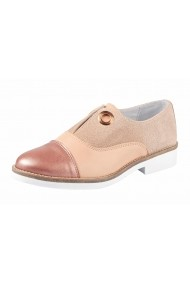 Pantofi Heine 76538659 Bej