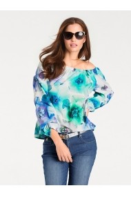 Bluza Ashley Brooke by heine 82948356 Alb