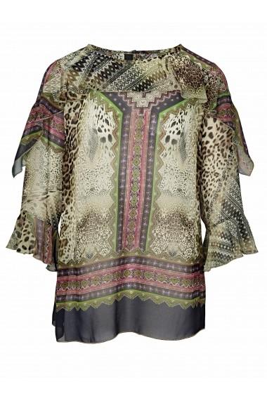 Bluza heine CASUAL 85384757 Multicolora - els