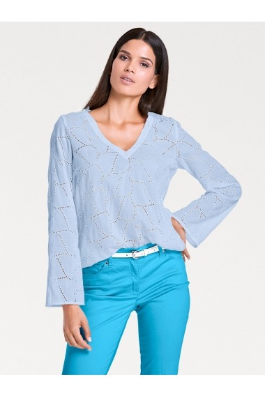 Bluza heine TIMELESS 88492463 albastra - els