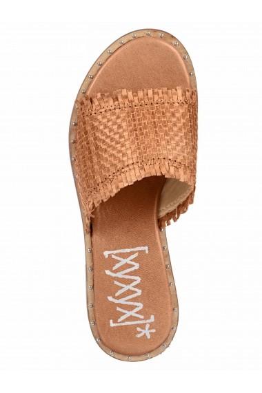 Papuci Xyxyx 89936943 maro