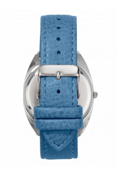 Ceas Heine 93128463 albastru, argintiu