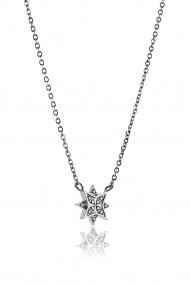 Colier Emily Westwood IBG-WN1004S Argintiu