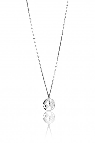 Colier Emily Westwood WN1014S Argintiu