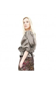 Bluza Pink Grey Butterfly