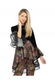 Блуза Inga Valerie IGV-1396-Negru Черен