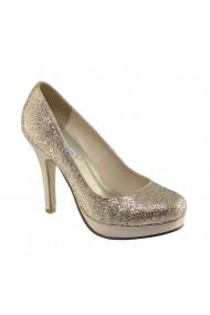 Pantofi de ocazie Benjamin Walk Candice aurii