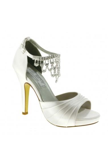 Sandale de ocazie Benjamin Walk Guadalupe albe