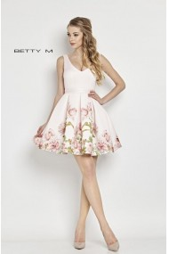 Rochie de seara Betty M Happy Day Alba