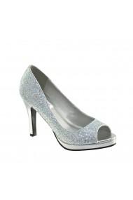 Pantofi de ocazie Benjamin Walk Sari argintii