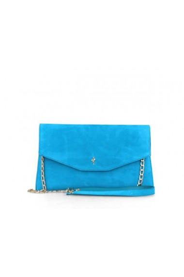 Geanta bleu Menbur Solarolo 1 Light Azul