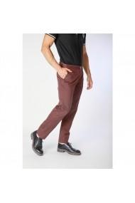 Pantaloni Jaggy J1683T812-1M 282 JAVA maro