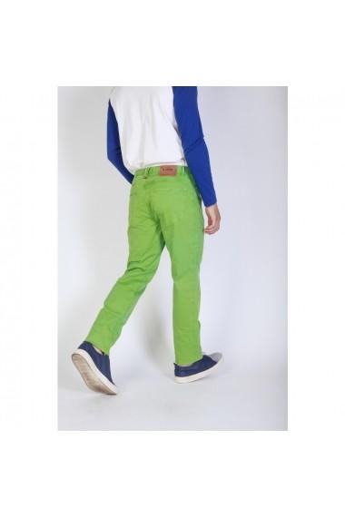 Pantaloni Jaggy J1883T812-1M 610 KIWI verde