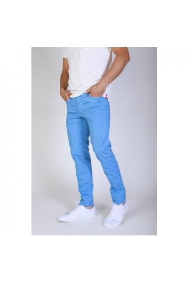 Pantaloni Jaggy J1883T812-Q1 745 CORNFLOWER albastru