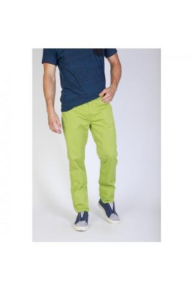 Pantaloni Jaggy J1889T812-Q1 611 LEAF verde