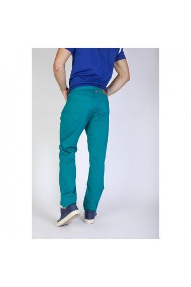 Pantaloni Jaggy J1889T812-Q1 672 GREEN-FIR verde