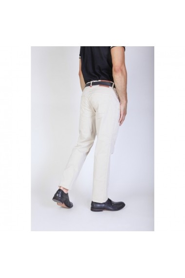 Pantaloni Jaggy J1889T812-Q1 900 SMOG alb