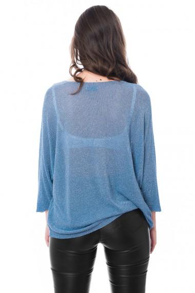 Bluza Shine, albastru, Jolenttine
