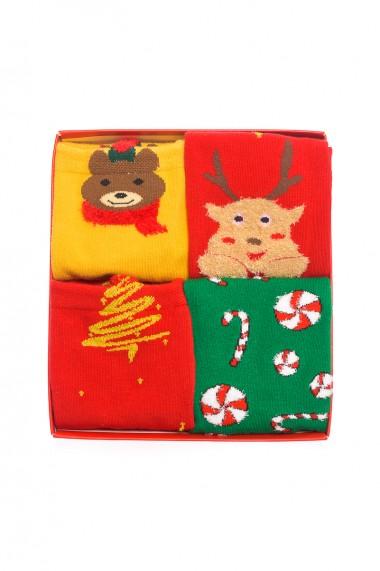 Set sosete Christmas Present, Candy