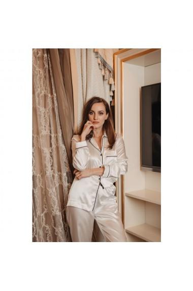 Pijama satin 2 piese EZE
