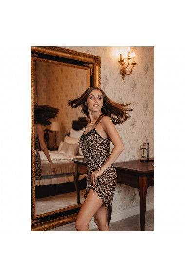 Rochie de noapte print tigru