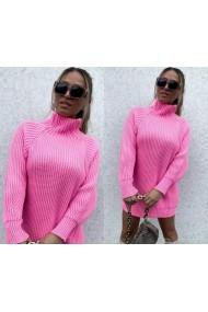 Bluza Tip Rochie Pink Roz