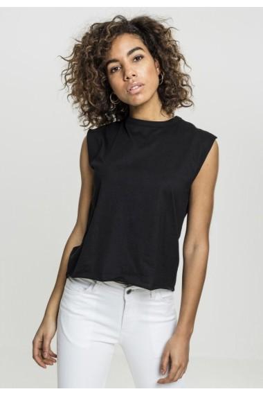 Top Ladies Jersey Negru