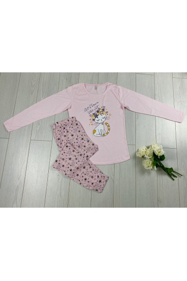 Pijama Star Cat Roz