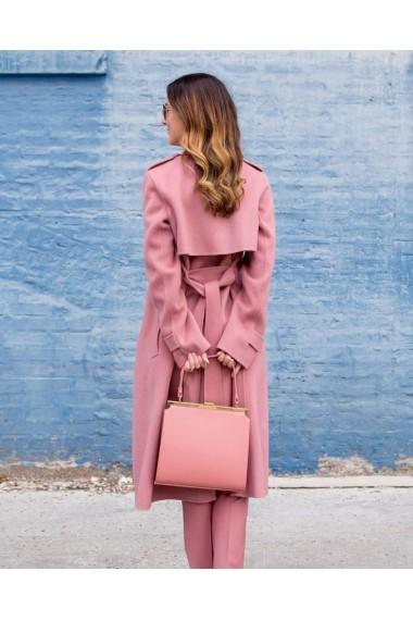 Palton Pink LA VIE EST BELLE Roz