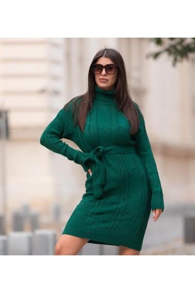 Rochie Rosas Verde