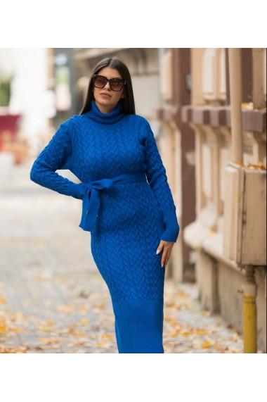 Rochie Carina Albastru