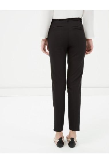 Pantaloni skinny KOTON 7KAK43814EW Negru