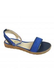 Sandale Luisa Fiore Nesy albastru