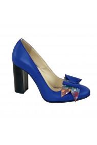 Pantofi dama piele naturala Luisa Fiore Rosa