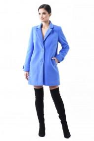 Palton Lille Couture Eliza Albastru