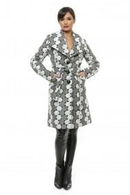 Palton Lille Couture Daria Gri