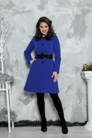 Palton Lille Couture Cosmina Albastru