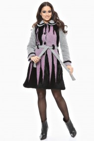 Palton Lille Couture Rica Multicolor