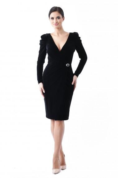 Rochie de seara midi Lille Couture Emilia
