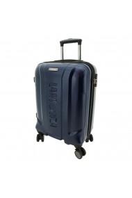 Troler Lamonza Glamour 55x39x23 cm 2.9 kg albastru