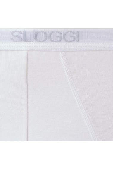 Slip SLOGGI 1001400 Alb