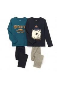 Set 2 pijamale R edition 1811568 Bleumarin - els