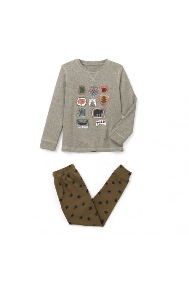 Pijama ABCD`R 1814974 Gri