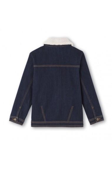 Jacheta R essentiel 1826190 Albastru - els
