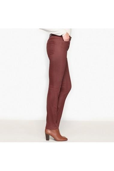 Pantaloni ANNE WEYBURN 3544001 grena - els