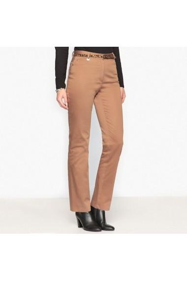 Pantaloni ANNE WEYBURN 5210003 maro